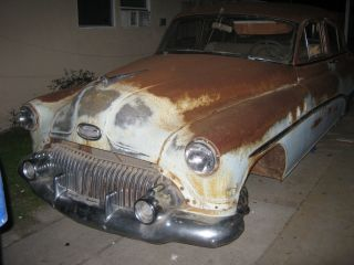 1951 Buick Road Master 4 Doorused photo