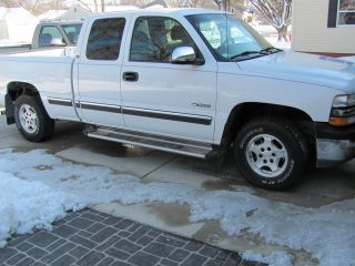 2002 Chevrolet Silverado 1500 Ls photo