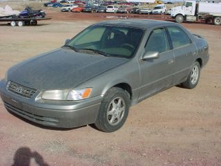 1997 Toyota Camry Le Sedan 4 - Door 2.  2l photo