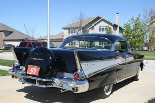1957 Chevy Bel Air photo