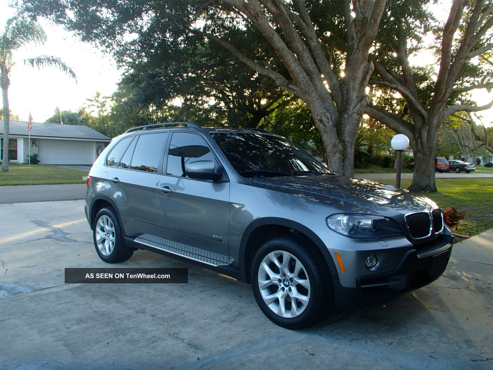 2007 bmw x5 3 0si sport utility 4 door 3 0l. Black Bedroom Furniture Sets. Home Design Ideas