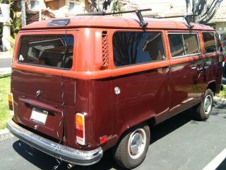 1978 Vw Bus Type Ii photo