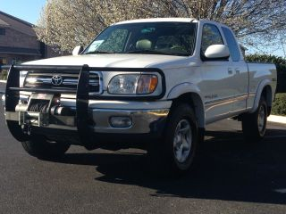 2001 Toyota Tundra Limited Extended Cab Trd Off Road 4x4 photo