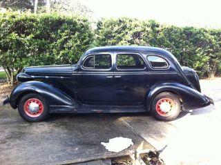 1937 Nash Lafayette 400 - All photo