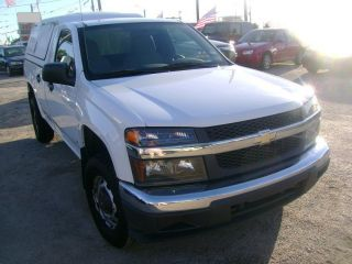 2008 Chevrolet Colorado With Bed Cap photo