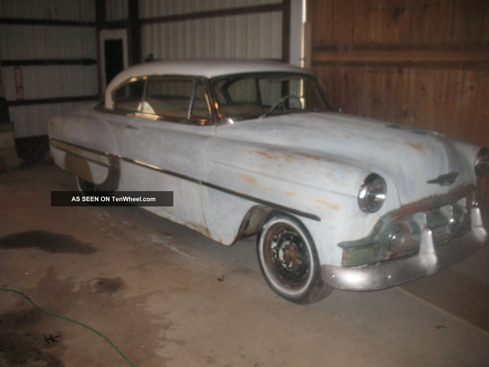 1953 Chevrolet Bel Air Sports Coupe Bel Air/150/210 photo