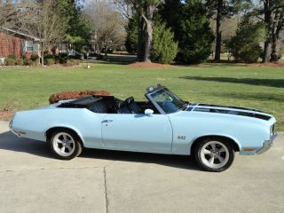 1970 Oldsmobile 442 455 Convertible photo