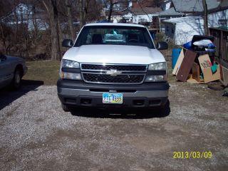 2007 Chevrolet Silverado 1500 C / K 1500 Pickup Automatic Air V - 6 photo