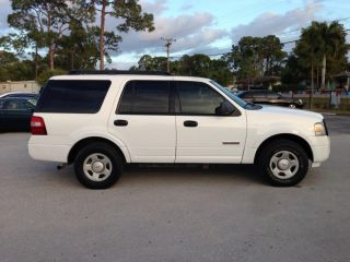 2008 Ford Expedition Xlt - - - Florida Unit - - Government Serviced photo