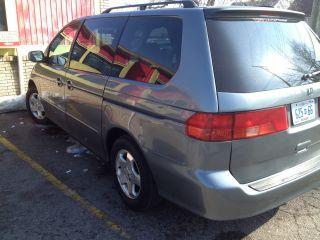 2000 Honda Odyssey photo