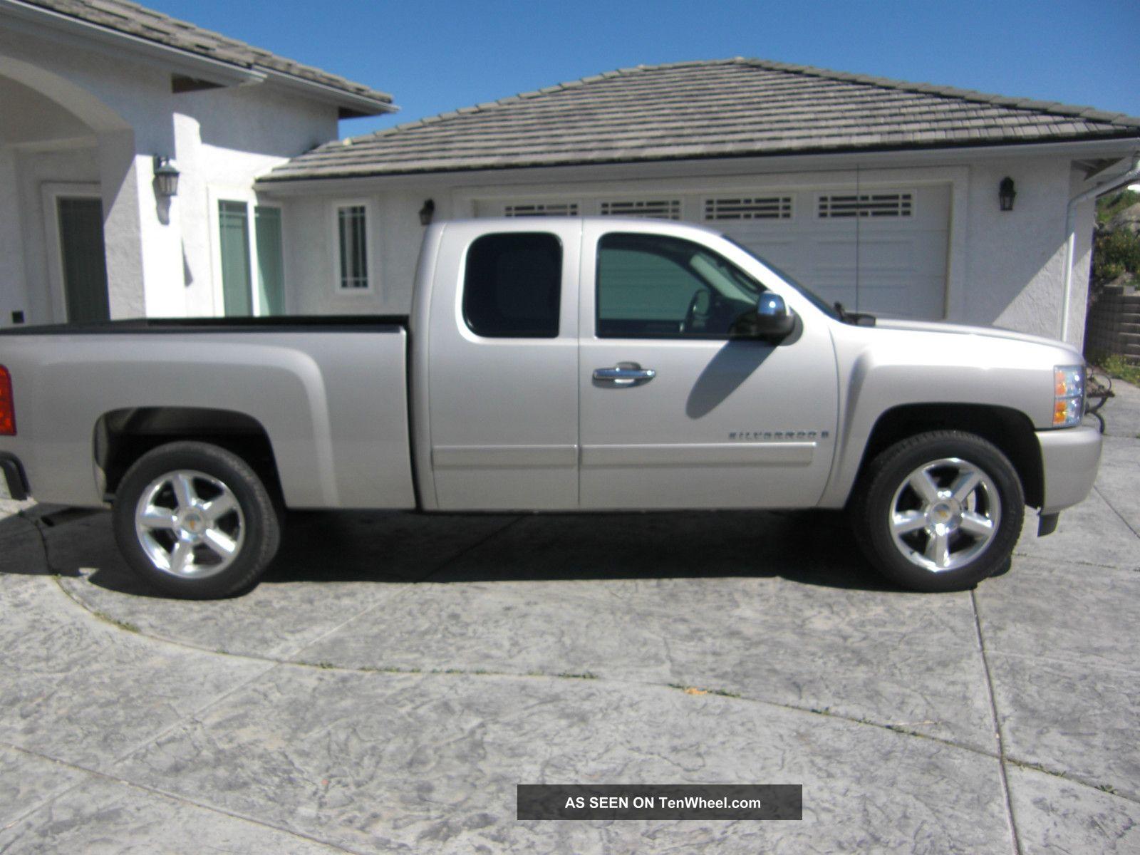 2007 chevy silverado 1500 truck short bed