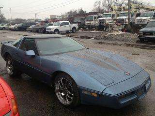 1986 Corvette Automatic