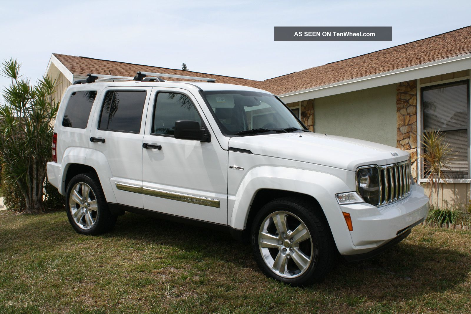 2012 Jeep Liberty Jet Edition Fully Loaded 20