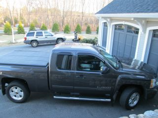 2011 Chevrolet Silverado 1500 4wd Ext Cab Lt photo
