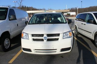 2008 Dodge Grand Caravan C / V Mini Cargo Van 4 - Door 3.  3l photo