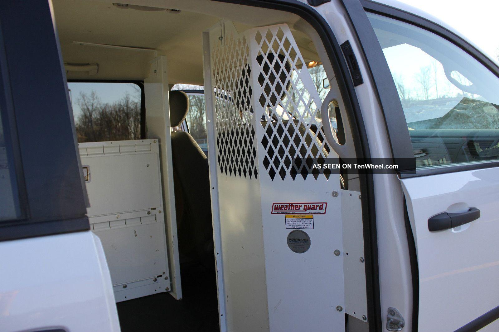 2008 Dodge Grand Caravan C V Mini Cargo Van 4 Door 3 3l