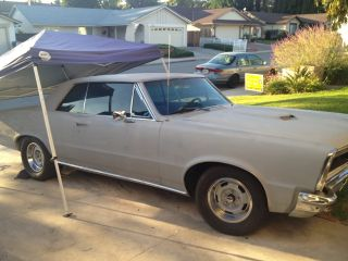 1965 Gto (the Goat) 389 Engine 450 Turbo Auto.  Trans.  46k photo