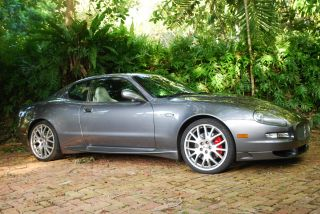 2006 Maserati Gransport Base Coupe 2 - Door 4.  2l photo