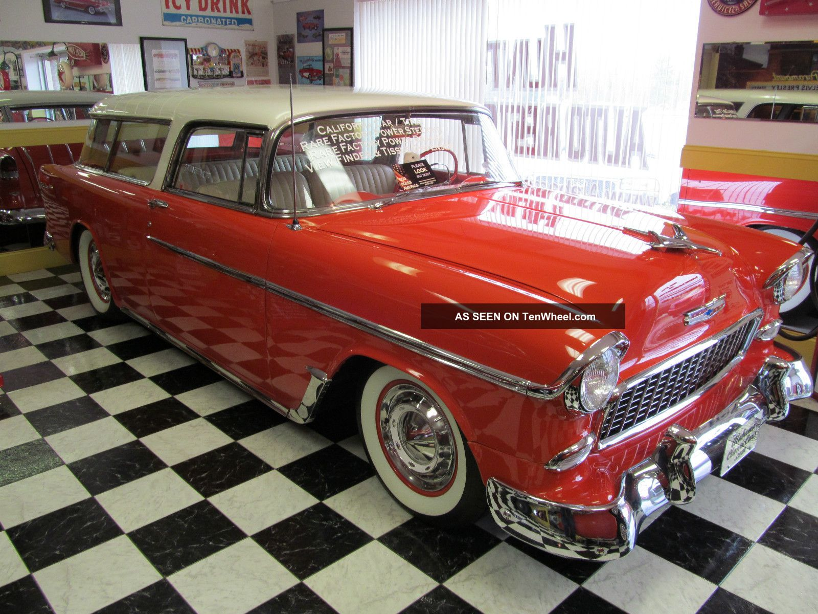 1955 Chevrolet Nomad Bel Air/150/210 photo