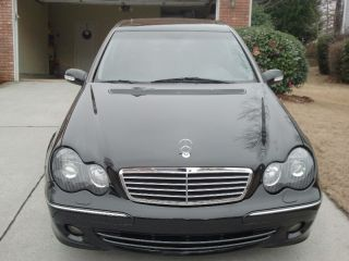 2002 Mercedes Benz C320 photo