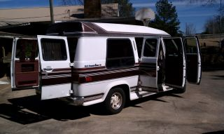 1993 Chevrolet G20 Sportvan Extended Passenger Van 3 - Door 5.  7l photo
