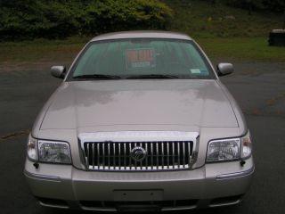 2006 Mercury Grand Marquis Gs Sedan 4 - Door 4.  6l photo