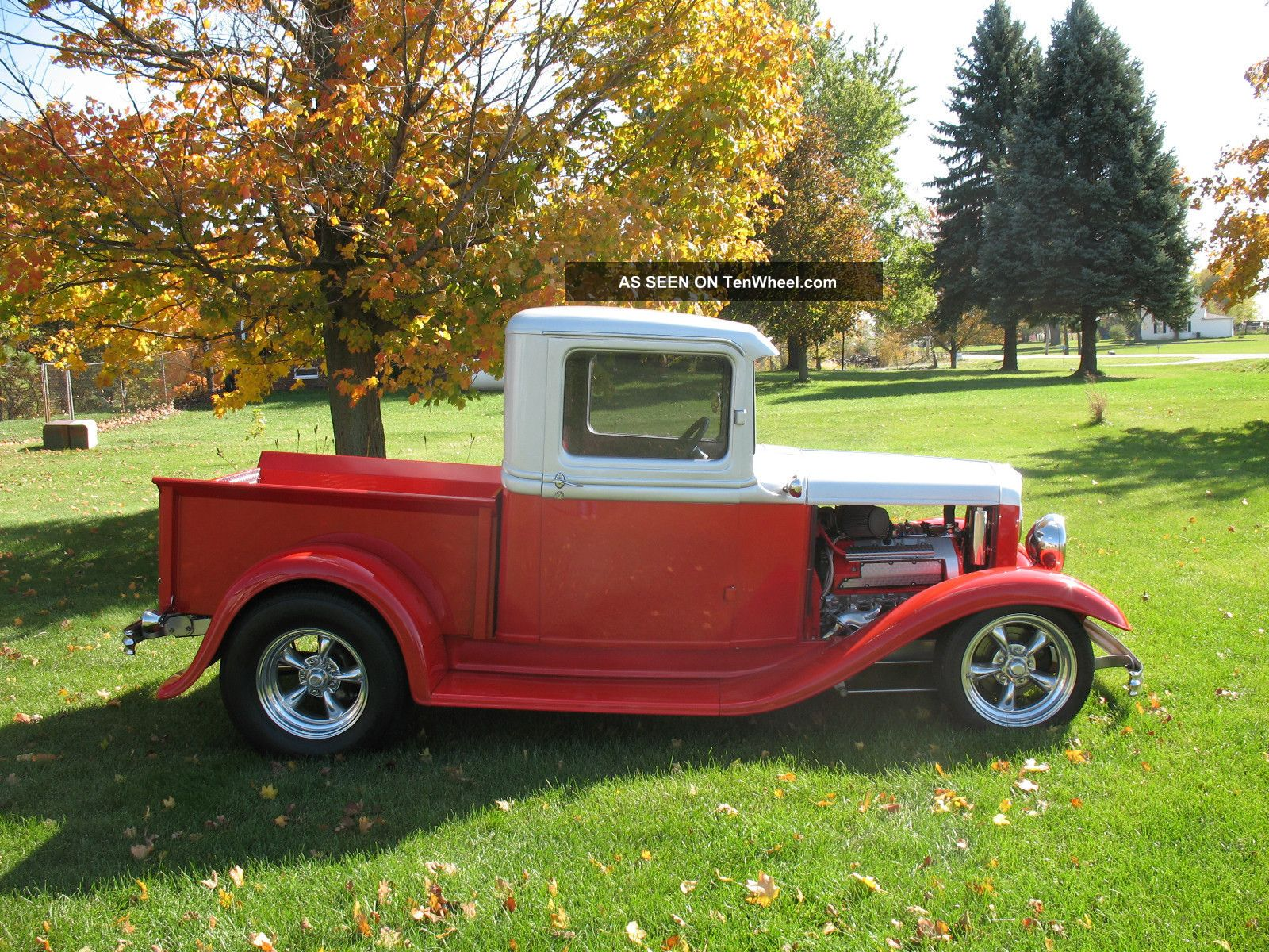 1932 Ford Pickup Truck 4.  6 Jag Rear Build 3 Window Sedan Roadster 1934 Coupe Other photo