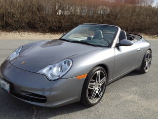 2001 Carrera Cabriolet photo