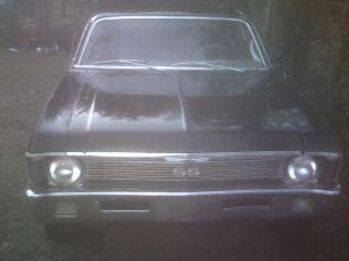 1972 Nova photo