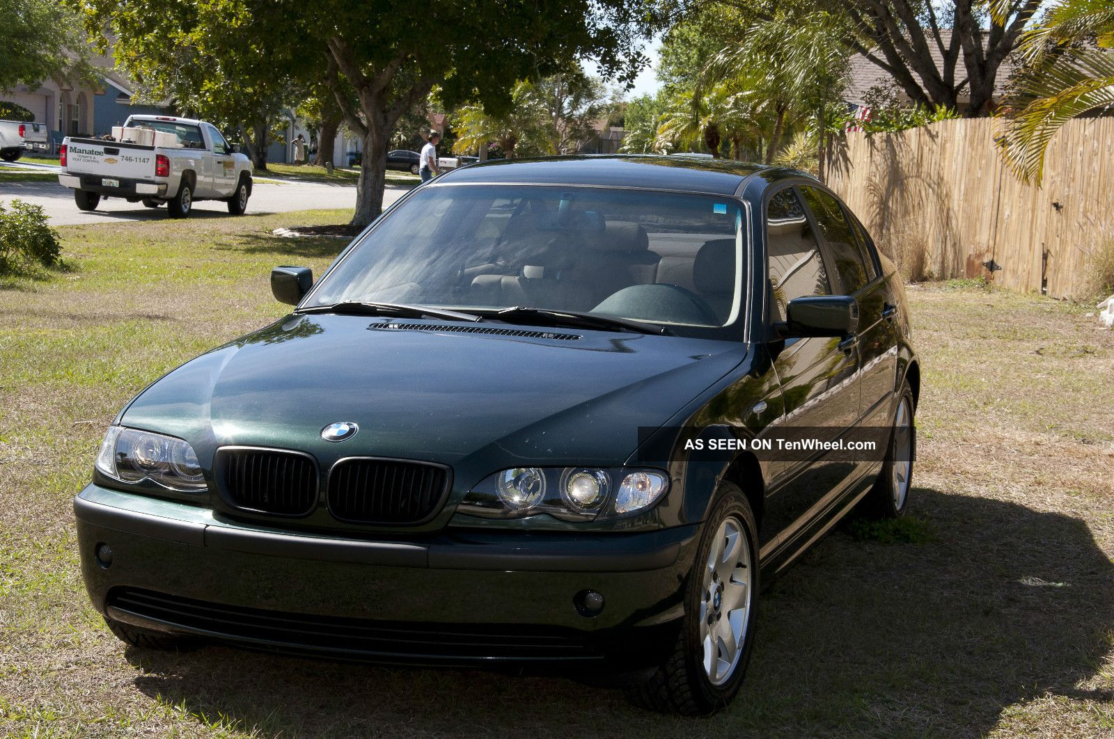 2002 bmw 325xi base sedan 4 door 2 5l awd 4x4 fl garage. Black Bedroom Furniture Sets. Home Design Ideas