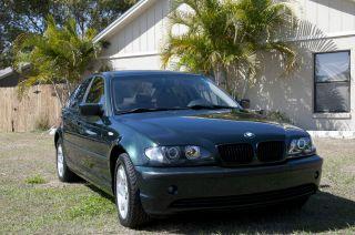 2002 Bmw 325xi Base Sedan 4 - Door 2.  5l Awd 4x4 Fl Garage Kept photo