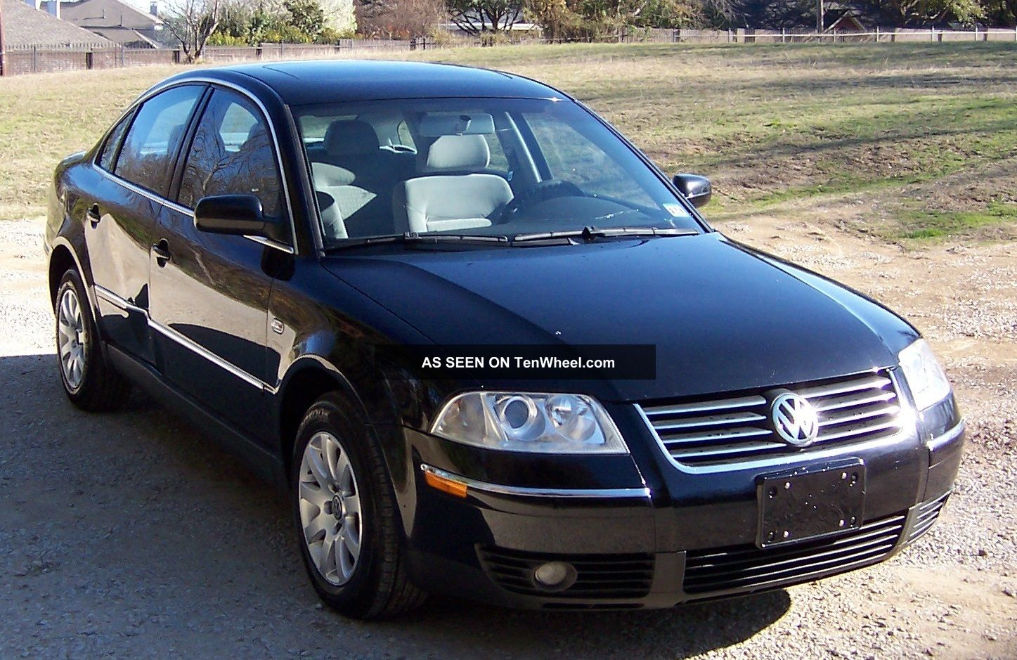 2002 volkswagen passat gls 1 8t sedan. Black Bedroom Furniture Sets. Home Design Ideas