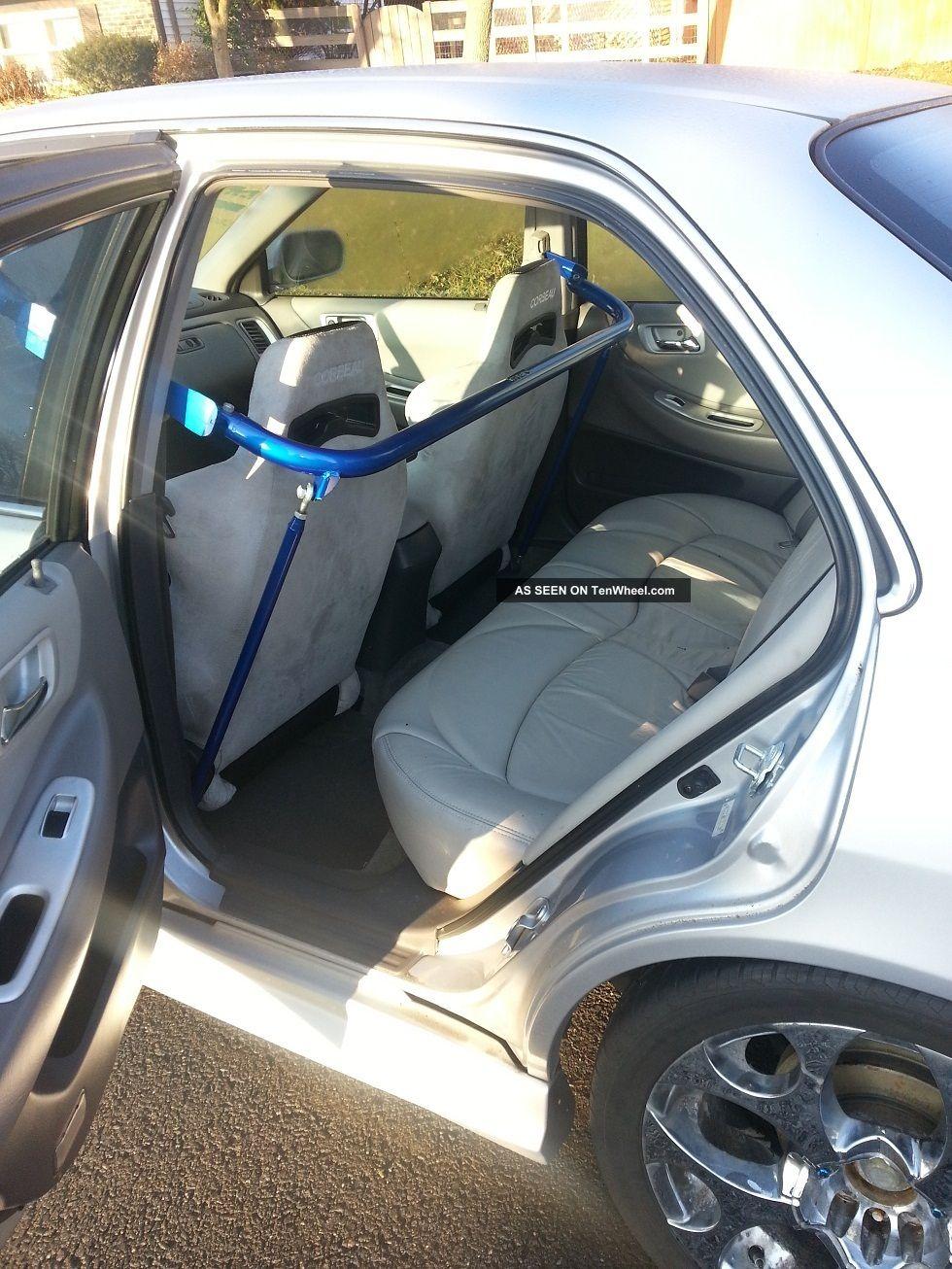 2001 Honda Accord 4dr K Series K20 K24 Ready Car First ...