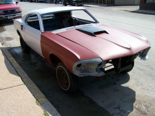 1969 Mustang Fastback Project Car - Needs - Clear Texas Title photo