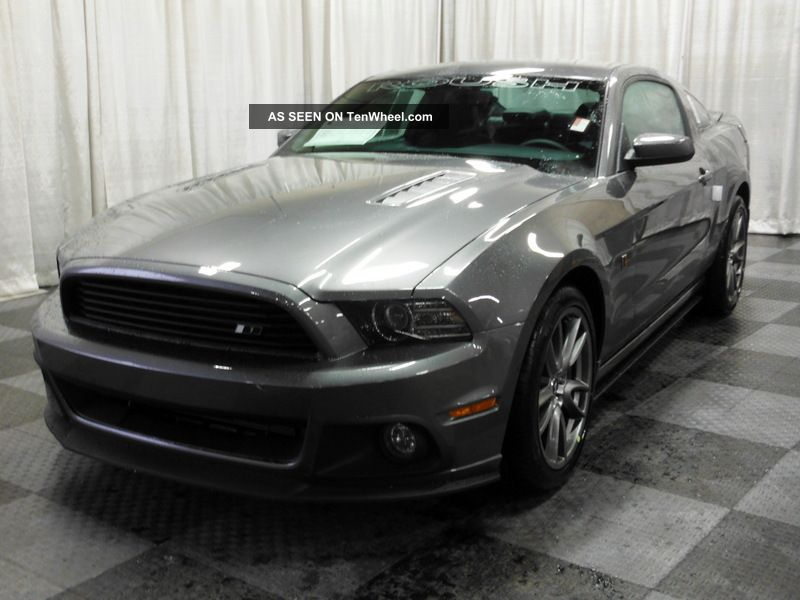 2014 ford mustang gt roush stage 1 track package. Black Bedroom Furniture Sets. Home Design Ideas