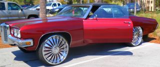 Custom 1970 Pontiac Convertible (donk,  Impala,  Caprice,  Wildcat,  Electra 225) photo