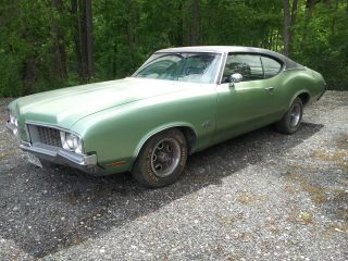 Olds 442 1970 photo