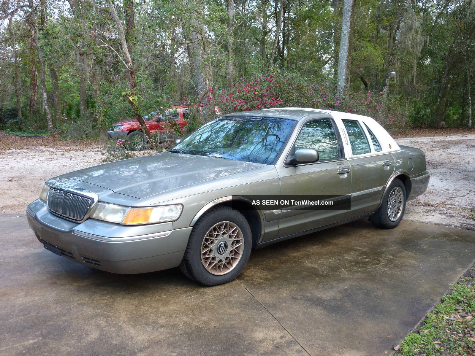 Mercury Grand Marquis Gs Sedan Door L Lgw