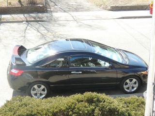 2008 Honda Civic Ex Coupe 2 - Door 1.  8l Clear Title photo