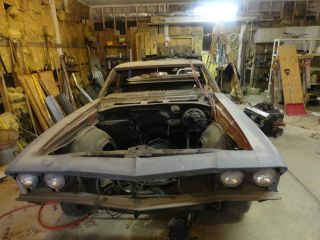 1968 El Camino Project photo