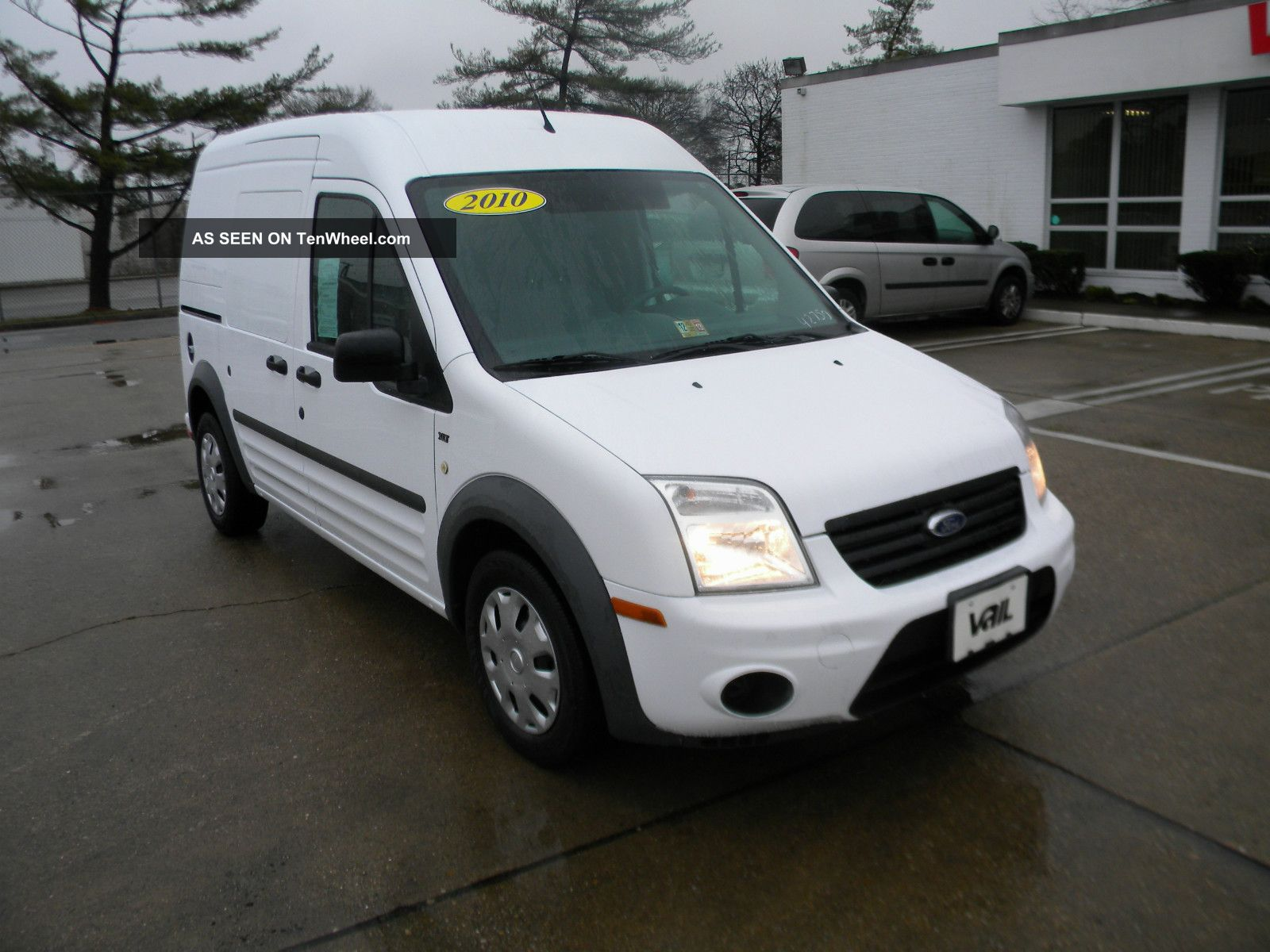 2010 Ford Transit Connect Xlt Cargo Van In Va Transit Connect photo