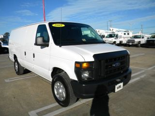 2012 Ford E250 Extended Cargo Van In Va photo