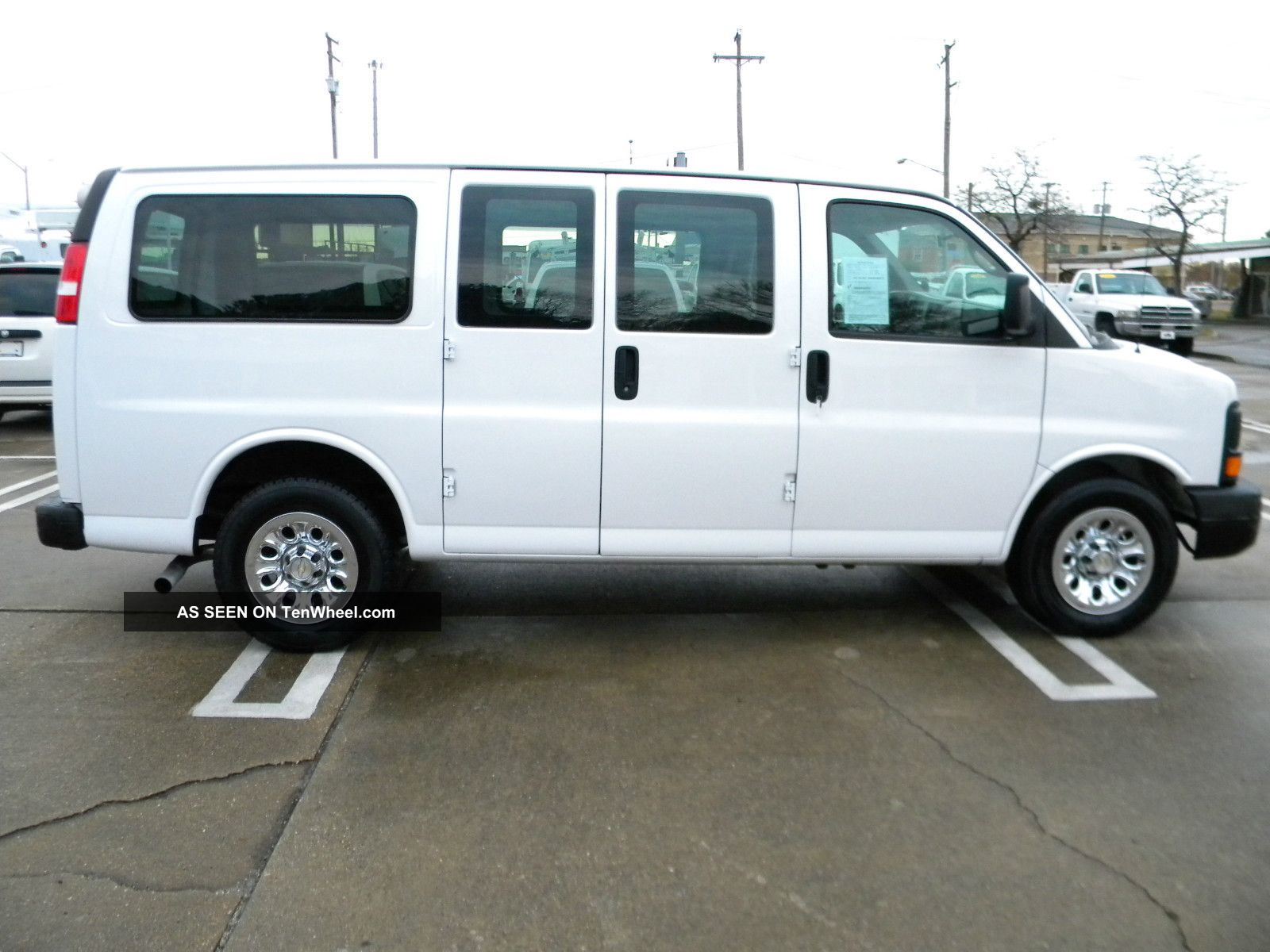 2010 chevrolet express g1500 awd cargo van in va. Black Bedroom Furniture Sets. Home Design Ideas