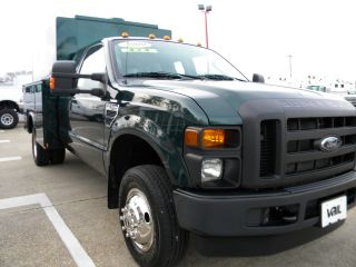2009 Ford F350 4x4 Service Body Extended Cab 4x4 In Virginia photo