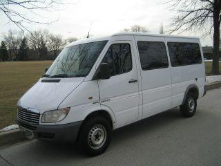 2003 Dodge Sprinter Passenger Van photo