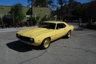 1969 Copo Camaro photo