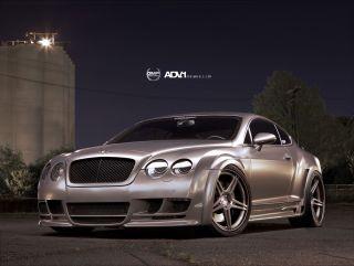 2005 Bentley Continental Gt Hamann