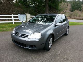 2008 Volkswagen Rabbit S Hatchback 4 - Door 2.  5l In Very photo