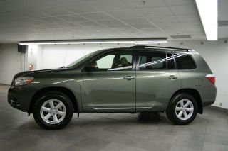 2008 Toyota Highlander 4wd photo