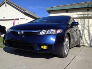 2011 Honda Civic Lx, , ,  Great On Gas photo